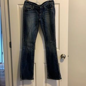 Express Jeans Boot Cut Size 2